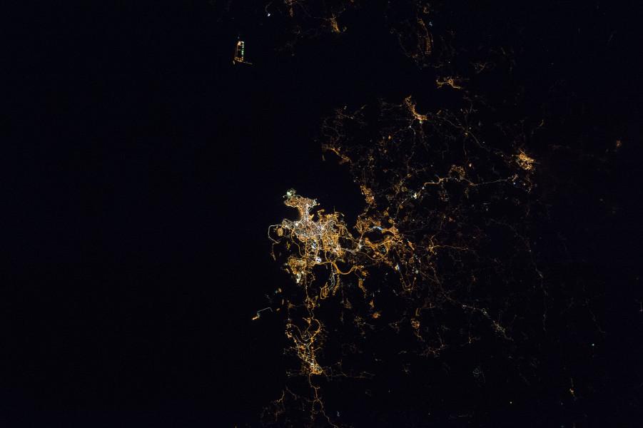 Pautas para unha lexislación da Unión Europea sobre contaminación luminosa