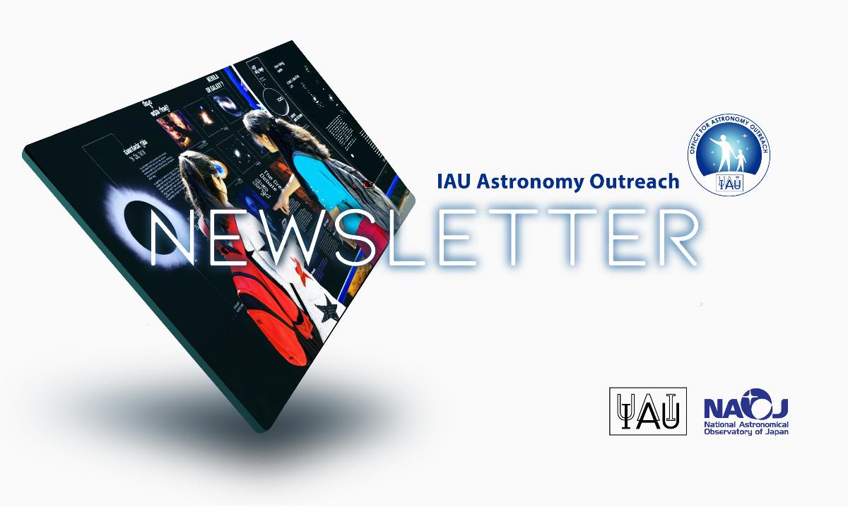 Boletín IAU de divulgación da astronomía: Abril #2